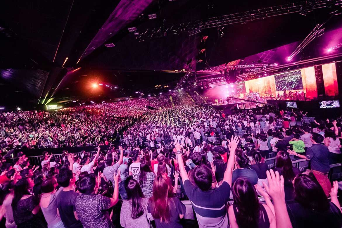 The City Harvest Story